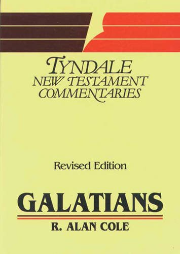 9780851118789: Letter of Paul to the Galatians: An Introduction and Commentary (Tyndale commentaries series)