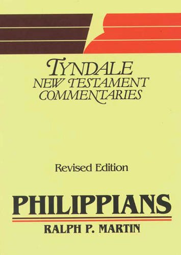 9780851118802: Philippians (Tyndale New Testament Commentaries)