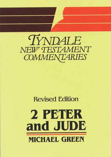 9780851118871: Second Epistle of Peter and Jude (Tyndale New Testament Commentaries)