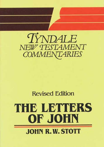 9780851118888: Letters of John (Tyndale New Testament Commentaries)