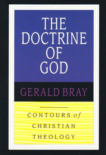 9780851118901: Doctrine of God (Contours of Christian Theology)