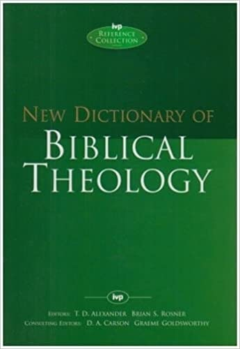 9780851119762: New Dictionary of Biblical Theology (IVP Reference Collection)