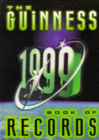 9780851120706: The Guinness Book of Records 1999