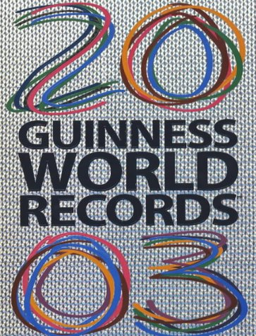 9780851121475: Guinness World Records 2003