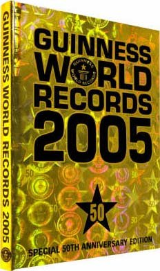 9780851121925: Guinness World Records 2005