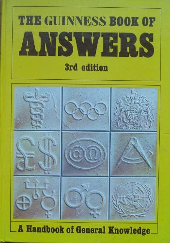 Guinness Book of Answers.