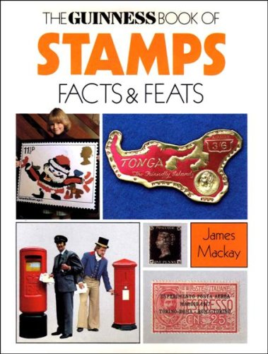 9780851122410: Guinness Book of Stamps Facts and Feats