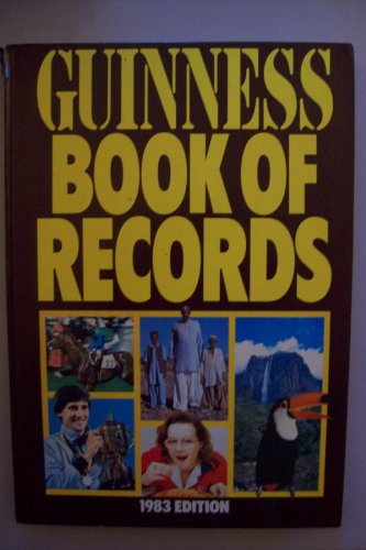 9780851122519: Guinness Book of Records 1983