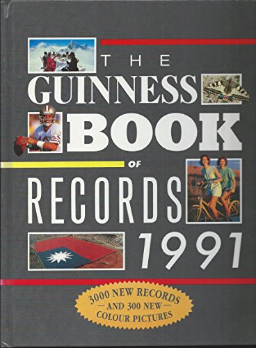 9780851123745: The Guinness Book of Records 1991