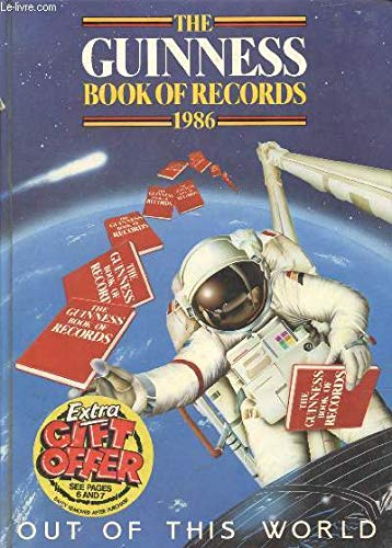 Guinness Book of Records 1986