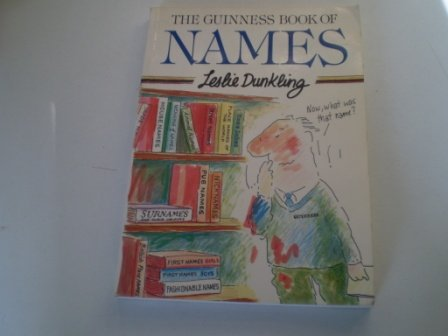 9780851124698: Guinness Book of Names