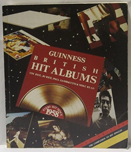 9780851124803: Guinness Book of British Hit Albums
