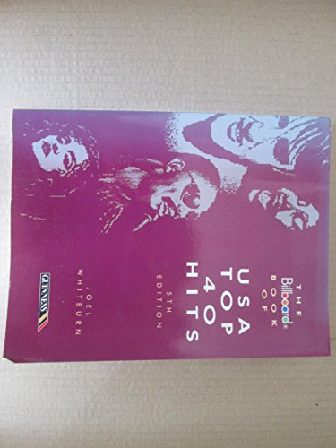 9780851125282: The Billboard Book of Top 40 Hits