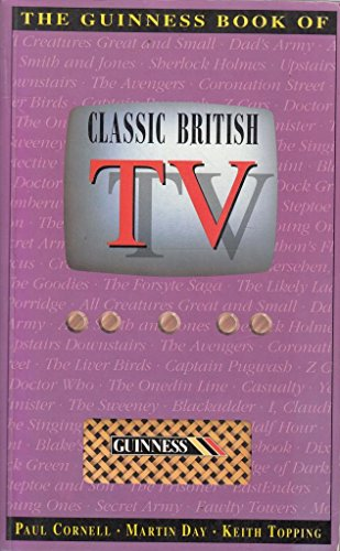 9780851125435: The Guinness Book of Classic British TV