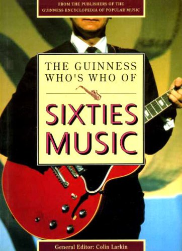 The Guinness Who's Who of Sixties Music: Larkin, Colin