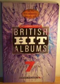 9780851126197: The Guinness Book of British Hit Albums