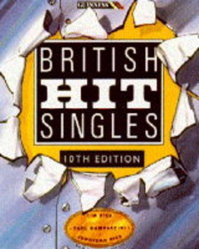 9780851126333: The Guinness Book of British Hit Singles