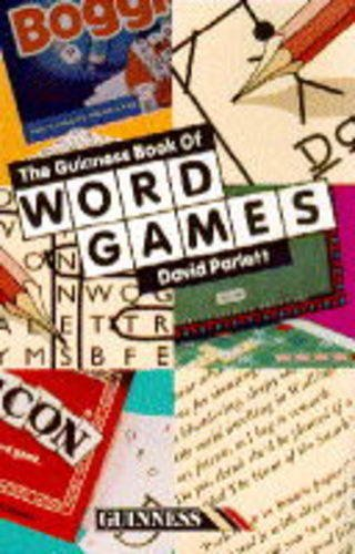 9780851126791: The Guinness Book of Word Games