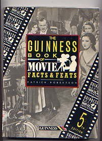9780851127064: The Guinness Book of Movie Facts and Feats