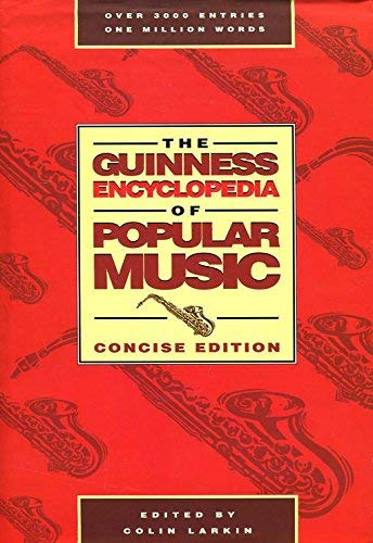 9780851127217: Guinness Encyclopedia of Popular Music