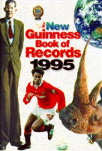 9780851127361: Guinness Book of Records 1995