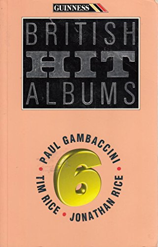 9780851127521: Guinness Book of British Hit Albums