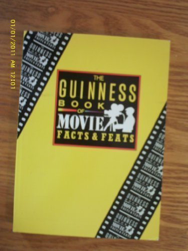 9780851128993: Guinness movie facts & feats