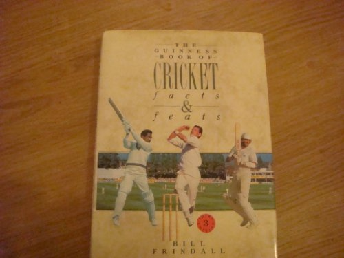 9780851129075: The Guinness Book of Cricket Facts and Feats