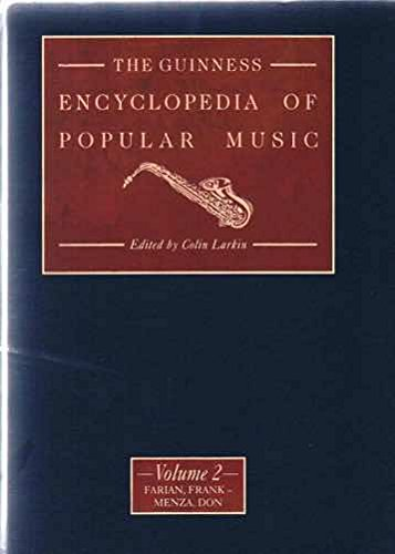 9780851129396: The Guinness Encyclopedia of Popular Music