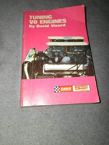 Tuning V8 Engines (0851130283) by David Vizard