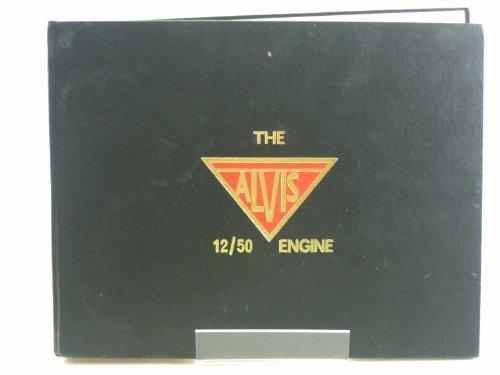 9780851130576: Alvis 12/50 Engine