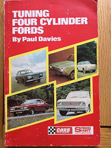 9780851130590: Tuning Four Cylinder Fords (Speed sport motobooks)