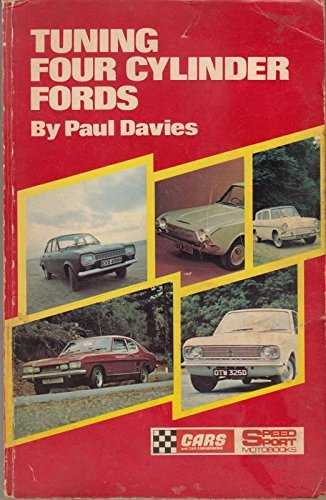 Tuning Four Cylinder Fords (0851130593) by Davies, Paul