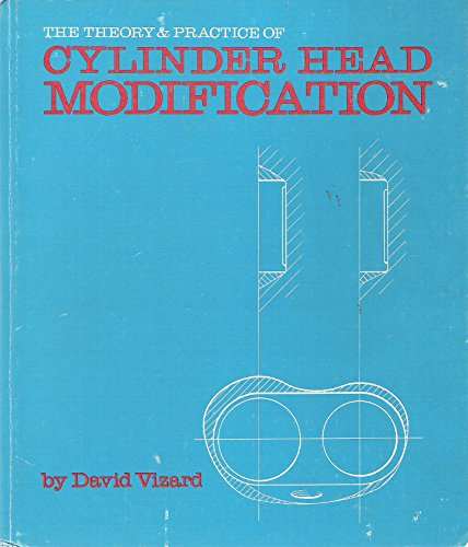 9780851130668: Theory and Practice of Cylinder Head Modification (The MRP speedsport series)