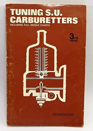 9780851130729: Tuning S.U. Carburettors