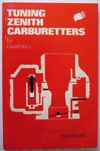 9780851130736: Tuning Zenith Carburettors