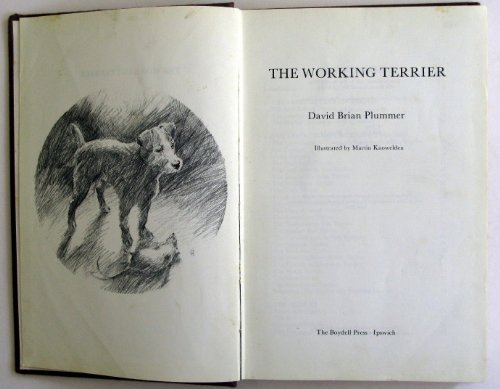 9780851150994: The Working Terrier