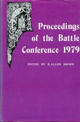 Anglo-Norman Studies II: Proceedings of the Battle Conference 1979
