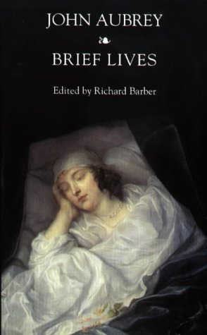 9780851152066: Brief Lives (Bookmasters S.)