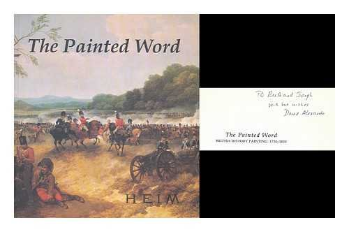 9780851152905: The Painted Word: British History Painting, 1750-1830