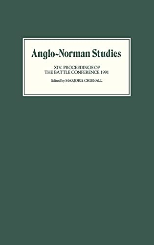 9780851153162: Anglo-Norman Studies XIV: Proceedings of the Battle Conference 1991