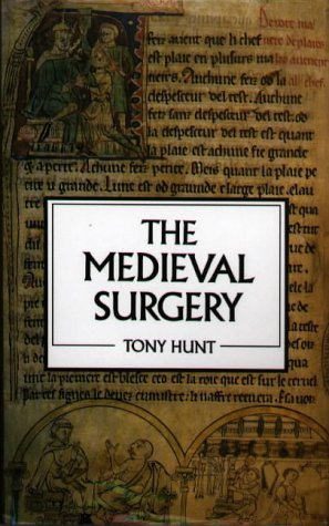 9780851153247: The Medieval Surgery