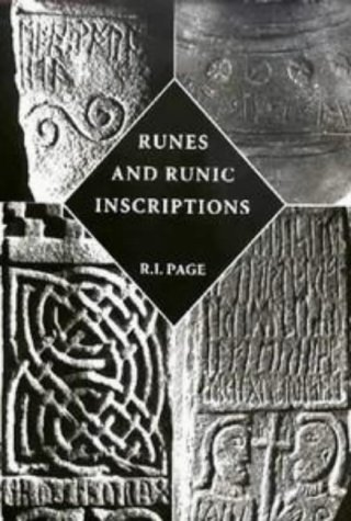 9780851153872: Runes and Runic Inscriptions: Collected Essays on Anglo -Saxon and Viking Runes