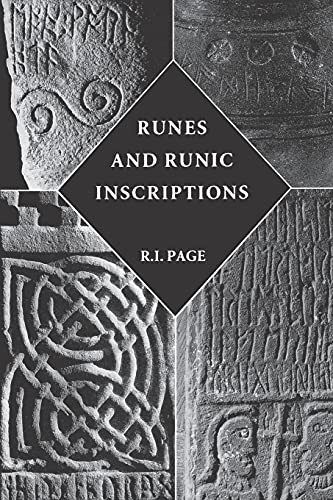 Runes and Runic Inscriptions: Page, R.I.