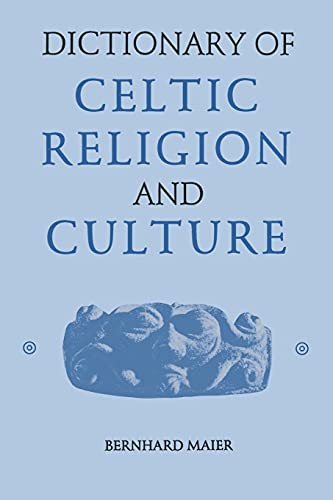 9780851156606: Dictionary of Celtic Religion and Culture (German Edition)