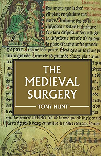 9780851157542: The Medieval Surgery