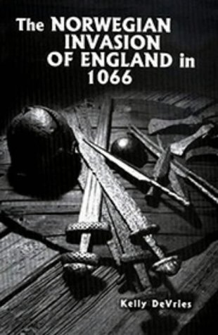 9780851157634: The Norwegian Invasion of England in 1066 (8) (Warfare in History)