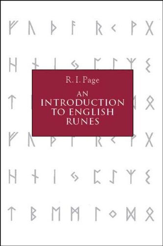 9780851157689: An Introduction to English Runes