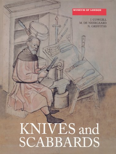 9780851158051: Knives and Scabbards (Medieval Finds from Excavations in London)