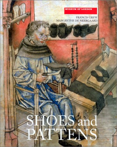 9780851158389: Shoes and Pattens: Finds from Medieval Excavations in London (Medieval Finds from Excavations in London)